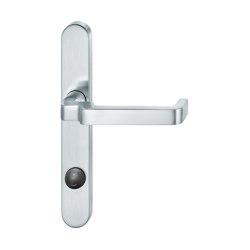 FSB 1134 Fitting versions for framed doors | Handle sets | FSB