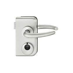 FSB 1160 Fitting versions for glass doors | Handle sets for glass doors | FSB