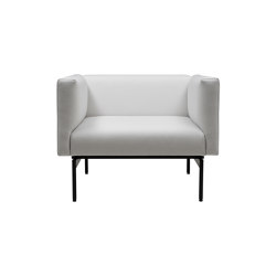 Sans armchair  low | Armchairs | Softrend