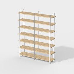 Cabinet Stockholm | Estantería | Cartoni Design