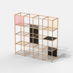 Cabinet Connect | Shelving | Cartoni Design