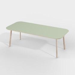 The Milan table | Dining tables | Cartoni Design