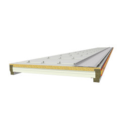 Element-Dach | Roof elements | Domico