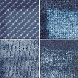 Hanami | Haiku Indigo | Ceramic tiles | VIVES Cerámica