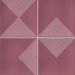 Meguro Marsala | Ceramic tiles | VIVES Cerámica