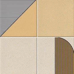 Hanami | Nago Caramelo | Ceramic tiles | VIVES Cerámica