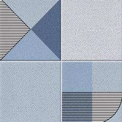 Hanami | Nago Indigo | Ceramic tiles | VIVES Cerámica