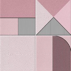 Hanami | Nago Marsala | Ceramic tiles | VIVES Cerámica
