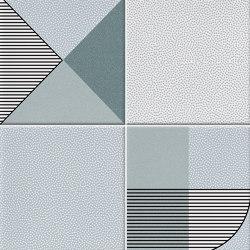 Hanami | Nago Turquesa | Ceramic tiles | VIVES Cerámica