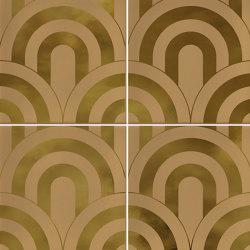 Takada Caramelo Oro | Ceramic tiles | VIVES Cerámica