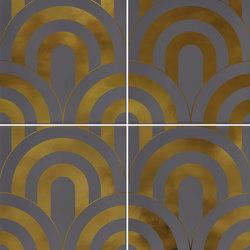 Takada Marengo Oro | Ceramic tiles | VIVES Cerámica