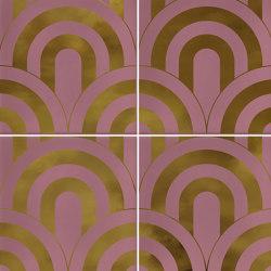 Takada Marsala Oro | Ceramic tiles | VIVES Cerámica
