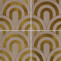 Hanami | Takada Nuez Oro | Baldosas de cerámica | VIVES Cerámica