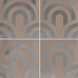 Hanami | Takada Nuez Plata | Carrelage céramique | VIVES Cerámica