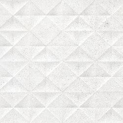 Kamala | Lanai-R Blanco | Ceramic tiles | VIVES Cerámica