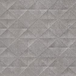 Kamala | Lanai-R Grafito | Ceramic tiles | VIVES Cerámica