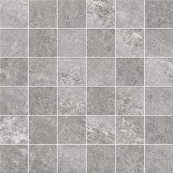 Lambda | Mosaico Lambda Cemento | Keramik Mosaike | VIVES Cerámica