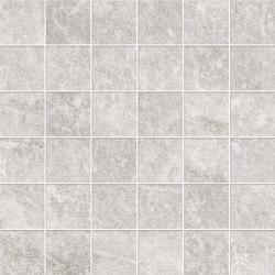 Lambda | Mosaico Lambda Gris | Mosaici ceramica | VIVES Cerámica