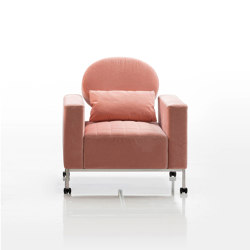 airy-coupé | Armchairs | Brühl