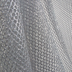 Doretta - 02 silver | Tejidos decorativos | nya nordiska