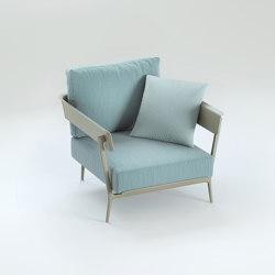 Aikana armchair | Fauteuils | Fast