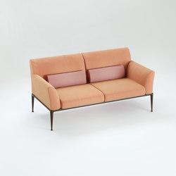 New Joint 2-seater sofa | Sofas | Fast