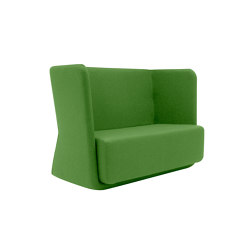 BASKET Sofa - Niedrig | Sofas | SOFTLINE