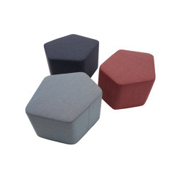 LAKE | Poufs | SOFTLINE