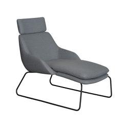 Blue chaise longue | Chaise longues | Casala