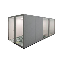 Container Pod | Room-in-room systems | Casala
