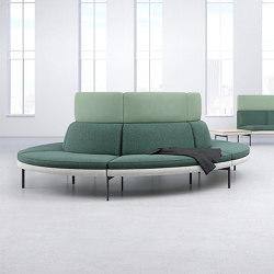 Gabo Modular | Seating islands | Casala
