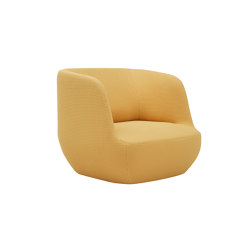 CLAY Lounge chair | Sillones | SOFTLINE