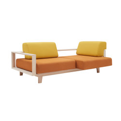 WOOD | Sofas | SOFTLINE