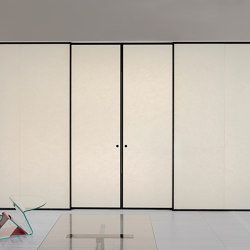 Aladin Wall | Internal doors | Glas Italia