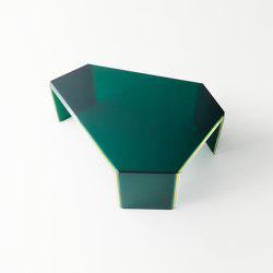 Bisel | Low Table | Mesas de centro | Glas Italia