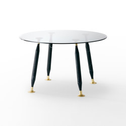 Lady Hio | Dining tables | Glas Italia