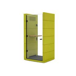 MICROOFFICE UNIQ | Telephone booths | SilentLab