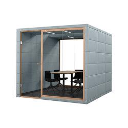 Cabinas de oficina | Room in room