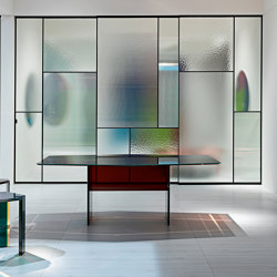 Sherazade Patchwork | Internal doors | Glas Italia