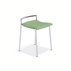 Feniks Barstool | Swivel stools | Casala