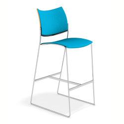 Curvy Barstool | Bar stools | Casala