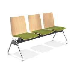 Onyx Beam Seating | Bancos | Casala