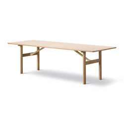 Mogensen 6384 Table | Esstische | Fredericia Furniture