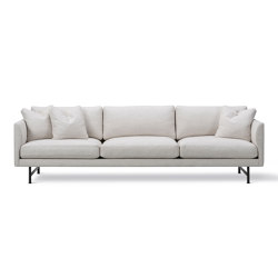 Calmo 3 Seater 80 Metal Base | Sofas | Fredericia Furniture