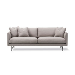 Calmo 2 Seater 95 Metal Base | Sofas | Fredericia Furniture