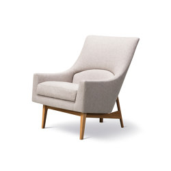 A-Chair Wood Base | Sillones | Fredericia Furniture