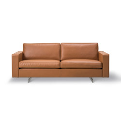 Risom 65 Sofa 2 seater Metal Base | Sofas | Fredericia Furniture
