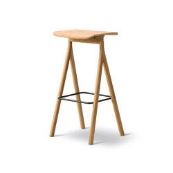 Yksi Stool | Taburetes de bar | Fredericia Furniture