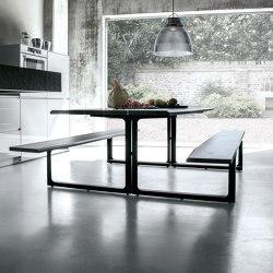Hammer | Dining tables | Extendo