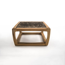 Bungalow Outdoor Side Table | Couchtische | Riva 1920
